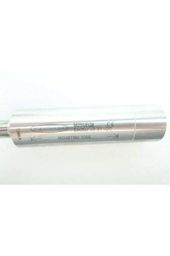 79745 Sensores ultrasónicos de acero inoxidable ip69k serie M25U M25UEQ8