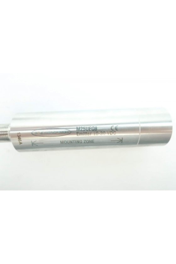79746 Sensores ultrasónicos de acero inoxidable ip69k serie M25U M25URBQ8