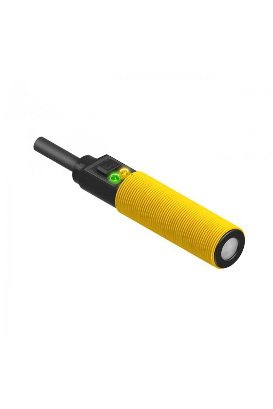 2711 Sensores ultrasónicos serie QS18U S18UBA