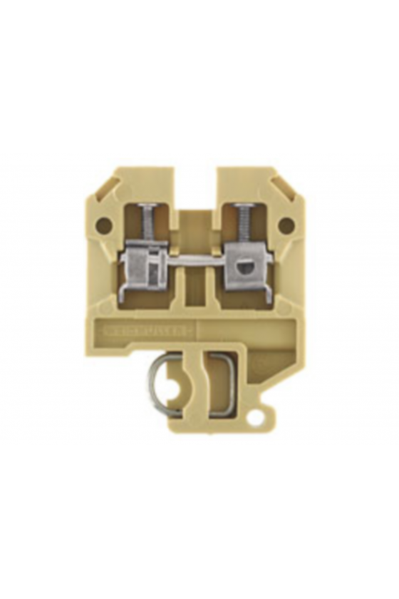 0107160000  Serie SAK TS 32 Bornes para termopares 1 piso 2.5 mm² SAK 2.5/TC AL