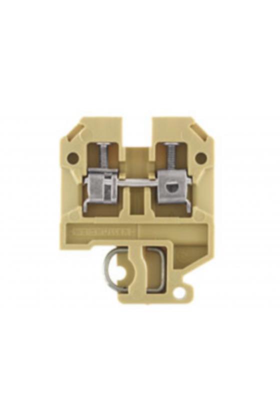 0107260000  Serie SAK TS 32 Bornes para termopares 1 piso 2.5 mm² SAK 2.5/TC CH