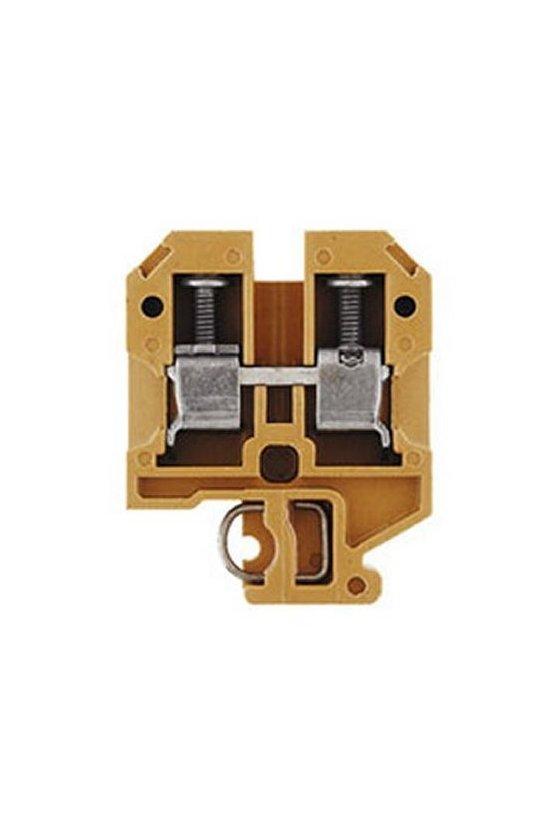 0110060000 Serie SAK TS 32 Bornes de paso 1 piso 10 mm² SAK 10