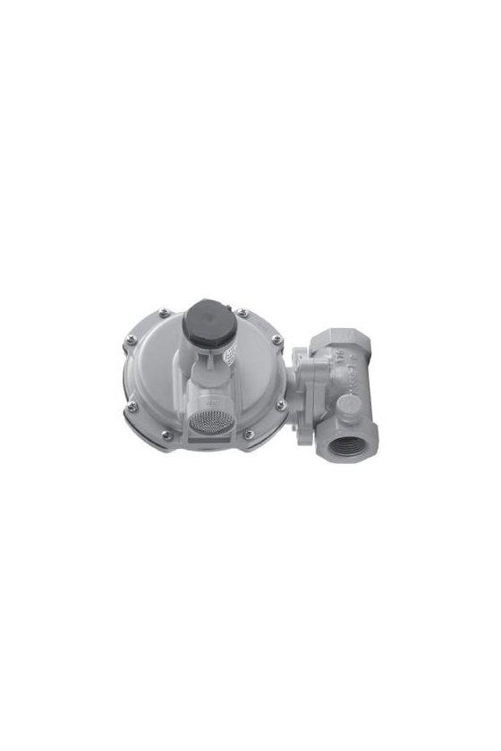HSR16-83-8 Regulador de 1 IN Orif 3/8 RGO 6-8 WC 30 PSI MAX