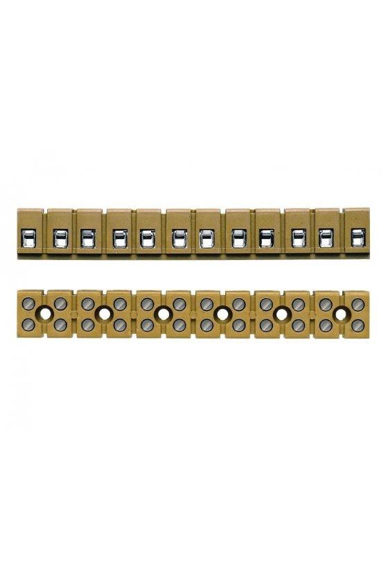 0243520000  Serie SAK regletas de bornes multipolares 2.5 mm² MK 3/12