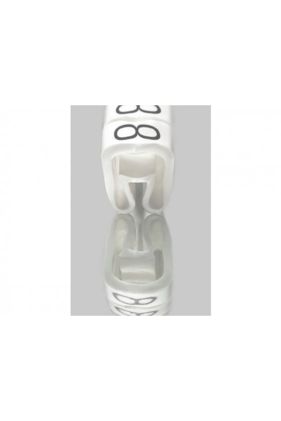 0252111502 CableLine (PVC V0) 1,5 - 70 mm² CLI C cerrado Impresión estándar CLI C 02-3 / 0,5 - 1,5 mm²