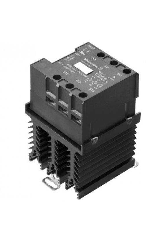 8952130000 Relevador de estado solido PSSR 24VDC/3PH AC 20A