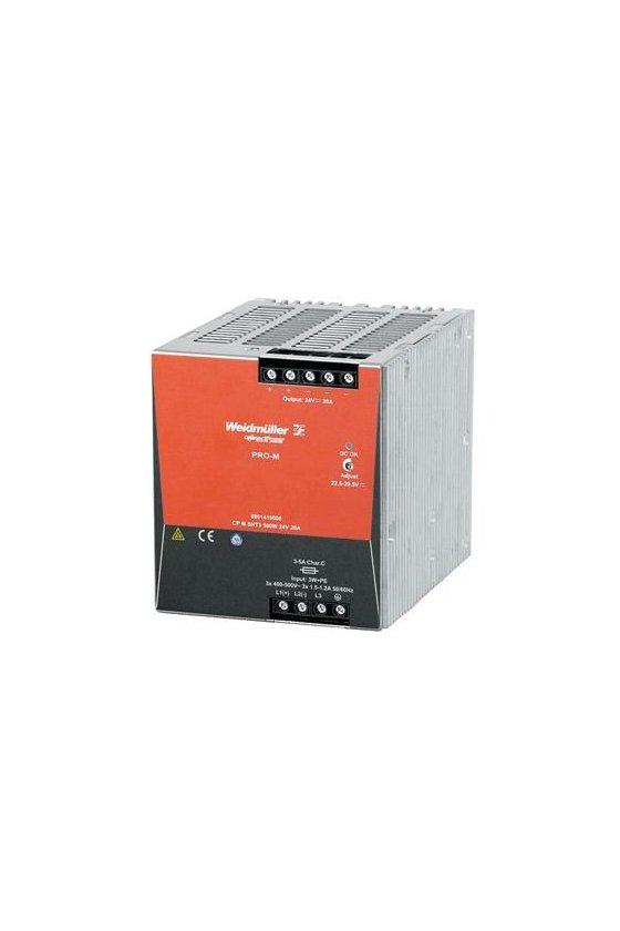 8951410000 - Fuente de poder CP M SNT3 500W 24V 20A