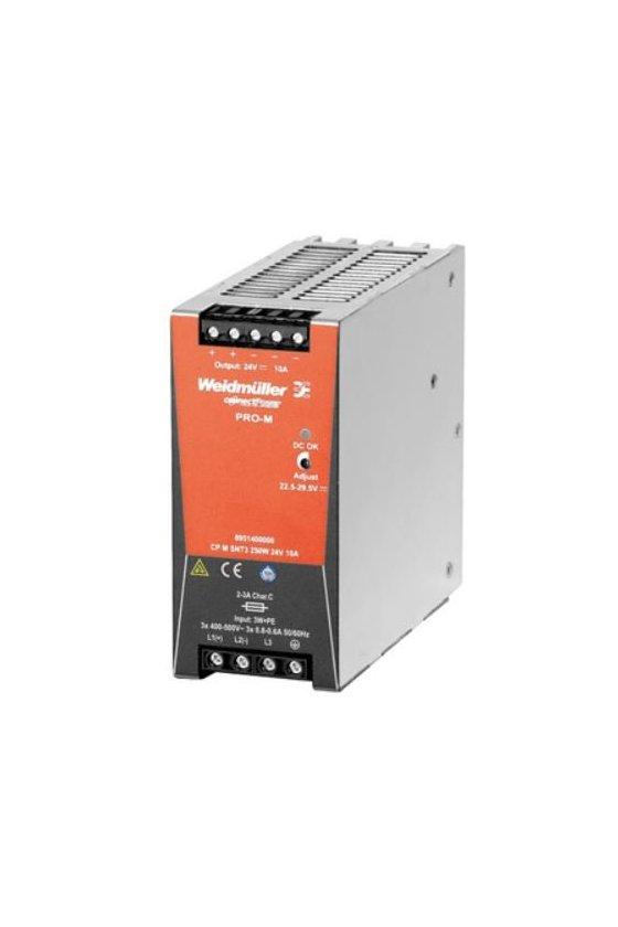 8951400000 - Fuente de alimentación CP M SNT3 250W 24V 10A