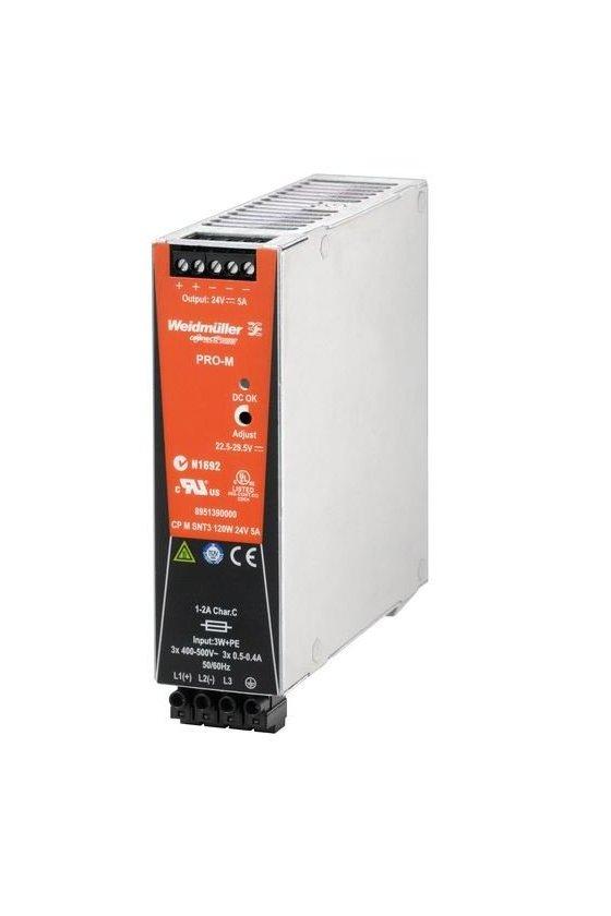 8951390000 - Fuente de alimentación CP M SNT3 120W 24V 5A