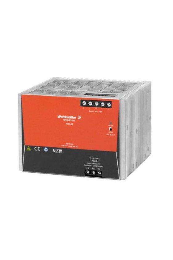 8951380000 - Fuente de alimentación CP M SNT 1000W 24V 40A