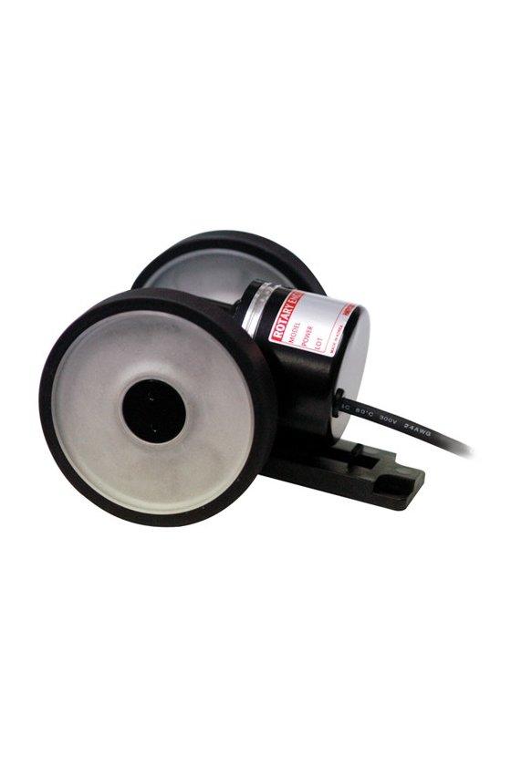 PSCYBABT24 Encoder Tipo Carretilla 0.1 Yarda Push Pull 12-24vcd