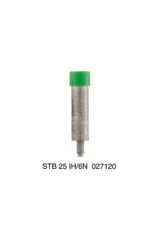 0271200000  Conectores hembra aislados STB 25 IH/GN