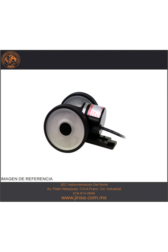 PSCMBABN24 Encoder tipo carretilla  1 cm por pulso salida A,B , NPN 12-24vcd