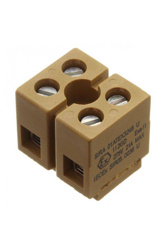 0273820000  Serie SAK Regletas de bornes multipolares 2.5 mm² MK 3/2