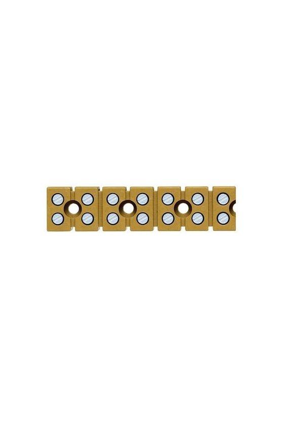 0274320000  Serie SAK Regletas de bornes multipolares 2.5 mm² MK 3/7