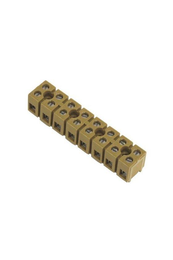 0274420000  Serie SAK Regletas de bornes multipolares 2.5 mm² MK 3/8