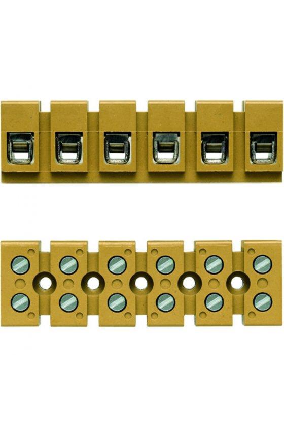 0274620000  Serie SAK Regletas de bornes multipolares 2.5 mm² MK 3/10
