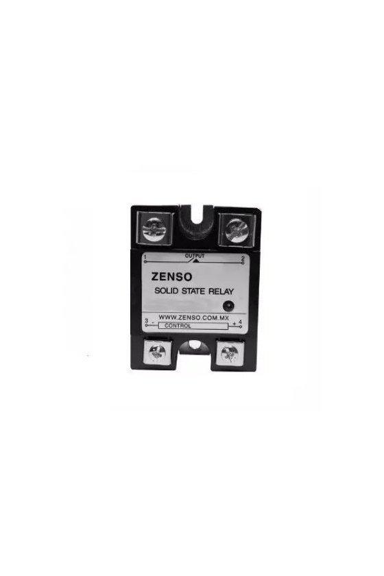 ZRSDD22025 Relé Estado Solido 3-32vdc 25amp 12-220vcd