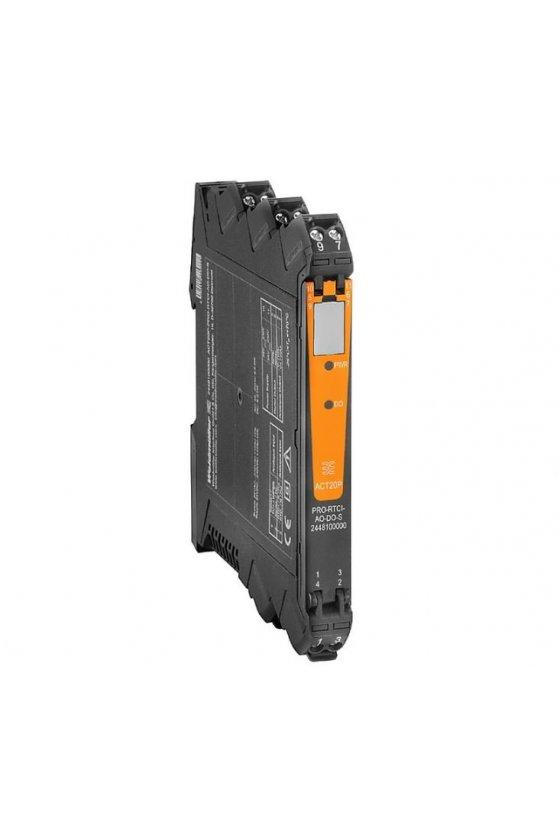 7760054117  ACT20P – la solución flexible convertidores de señal ACT20P-2CI-2CO-12-S