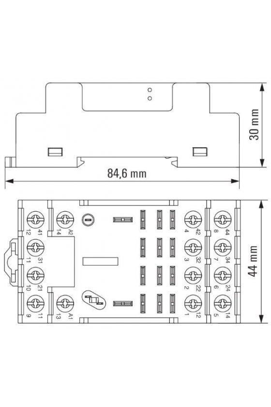 7760056227  DRL (a partir de 24 mm de ancho) Base SLD F 4CO