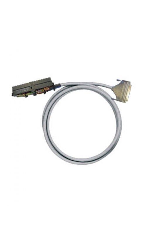 7789236020  SIEMENS S7 300 Cable preconfeccionado plano PAC-S300-HE20-V4-2M