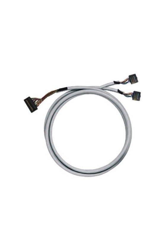 7789802010  Sistema de cableado con adaptadores frontales PAC - Cables Pre Ensamblados PAC-UNIV-HE40-S50-1M