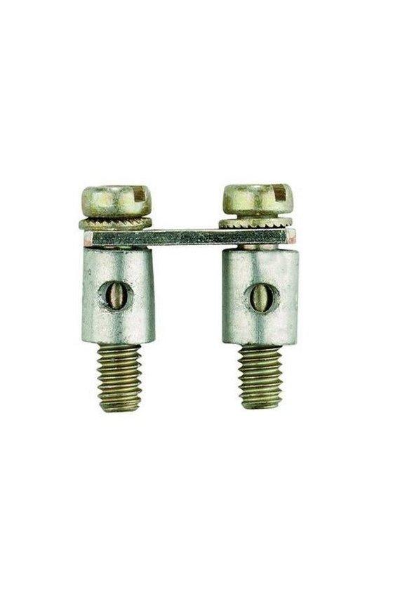 0368500000 Serie SAK Accesorios Conexiones transversales Q / AKZ Q 10 AKZ1.5