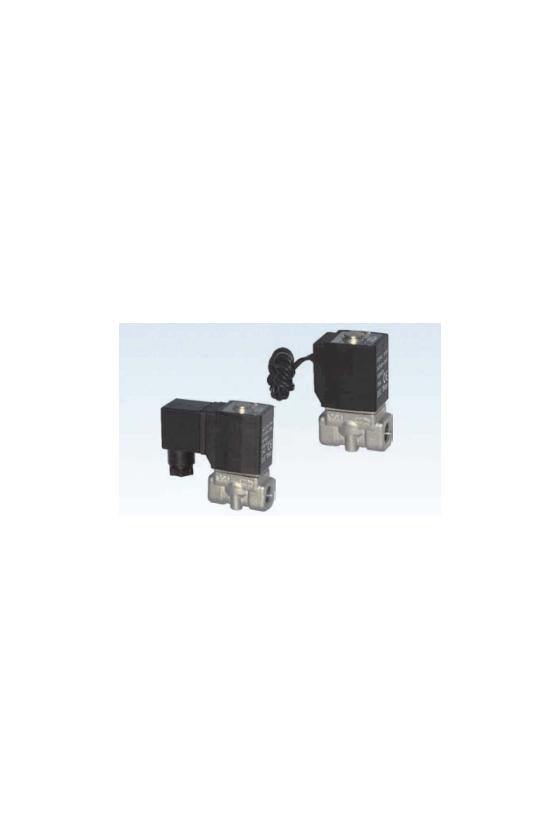 "2S030-08BT Valvula 2/2, Sol. 1/4"" A. INOX. 24 VDC N.C"