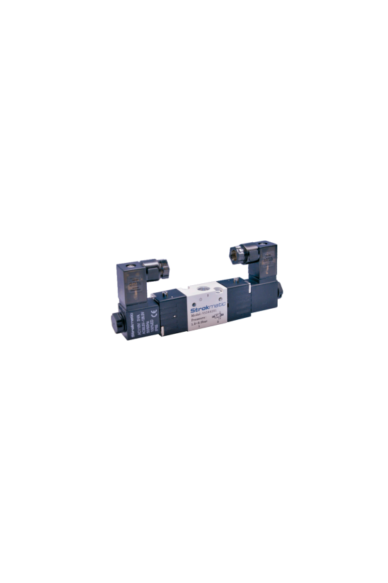 """VS30A101-FP Válvula 3/2 sol. 1/8"""". N. CERRADA 12 VDC"""