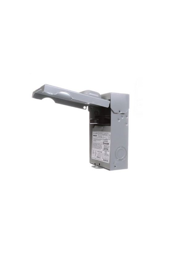 WN2060 Interruptor de seguridad sin fusible