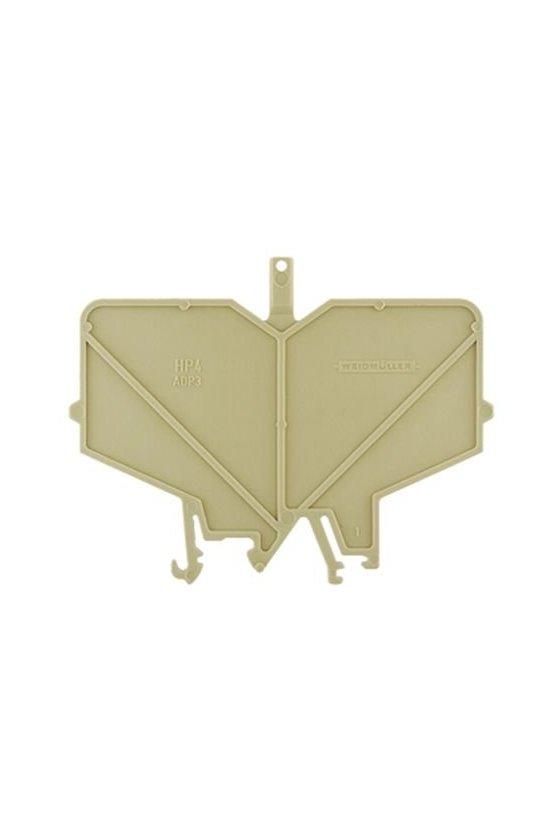 0485760000  Accesorio Placas de sujeción HP 3 ADP3