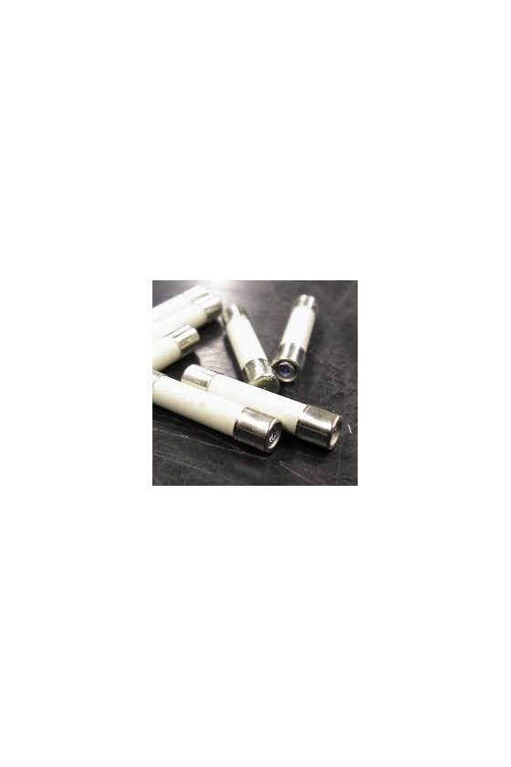 0510300000 Serie SAK Accesorios Fusibles G 25/0.50A/M WS