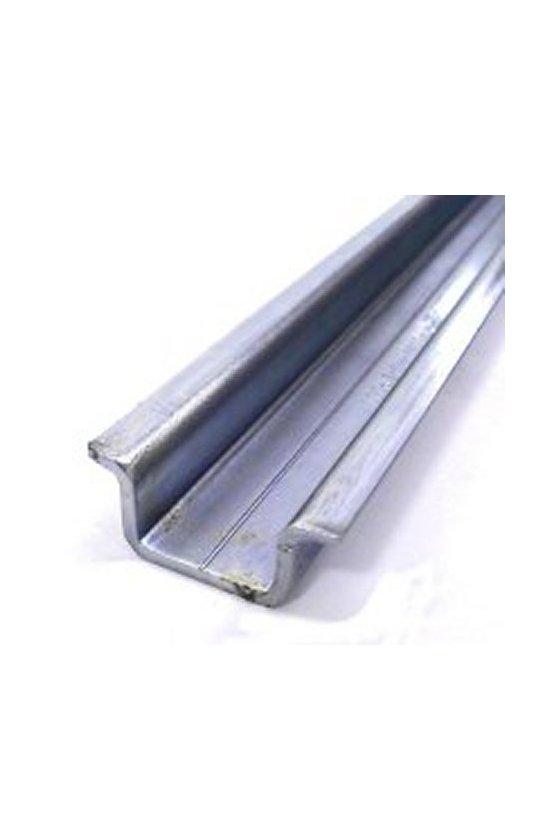 0514300000 Guías de montaje TS 35 TSK 35X15 2M PVC/GR