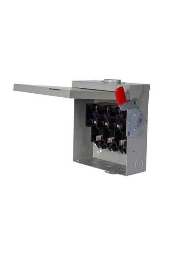 GF324NR Interruptor de seguridad de servicio general de protección de circuito de bajo voltaje