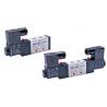 """VS51A202-AP Valvula 5 vías 2 posiciones doble solenoide puerto 1/4"""" 220 VCA"""