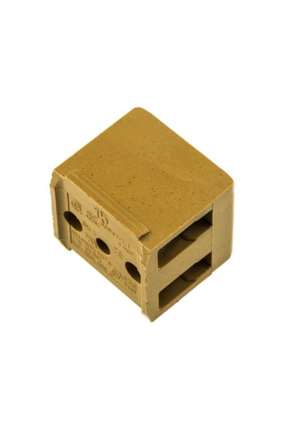7906040000 Serie SAK Regletas de bornes multipolares 4 mm² BK 2/E