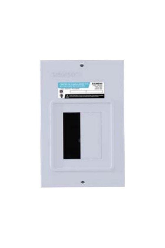 T02ML2070SW Centro de carga QP/QT 2 polos hasta 4 circuitos