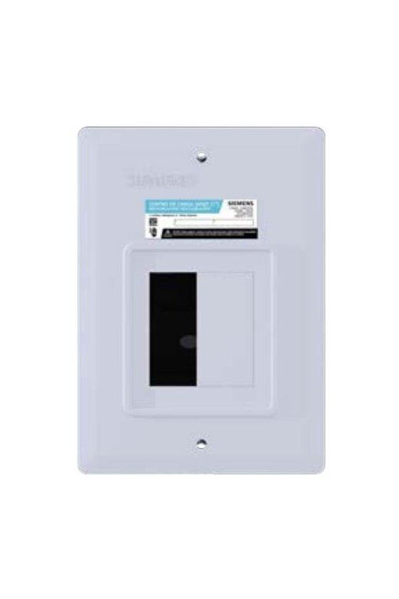 T02ML2070FW Centro de carga QP/QT 2 polos hasta 4 circuitos
