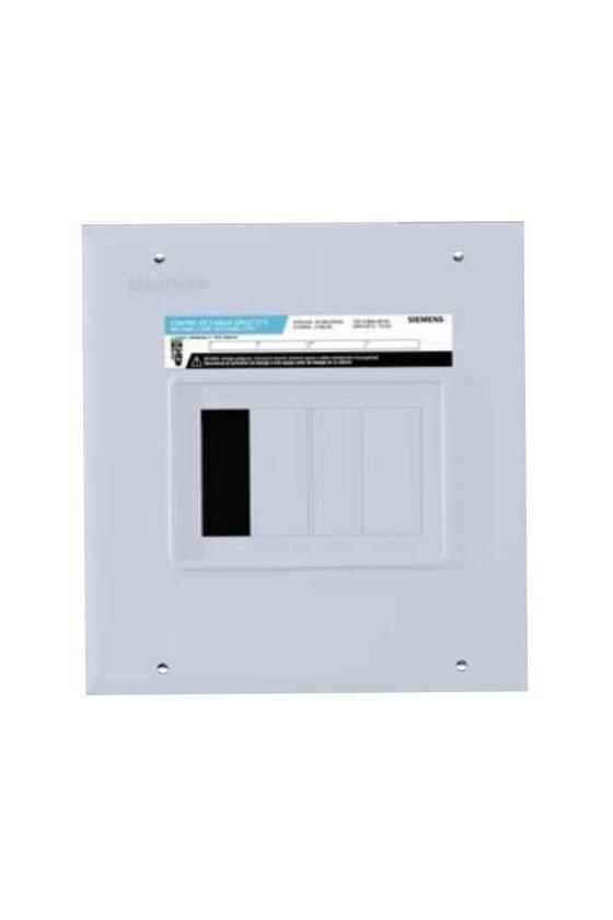 T04ML2125SW Centro de carga QP/QT 4 polos hasta 8 circuitos
