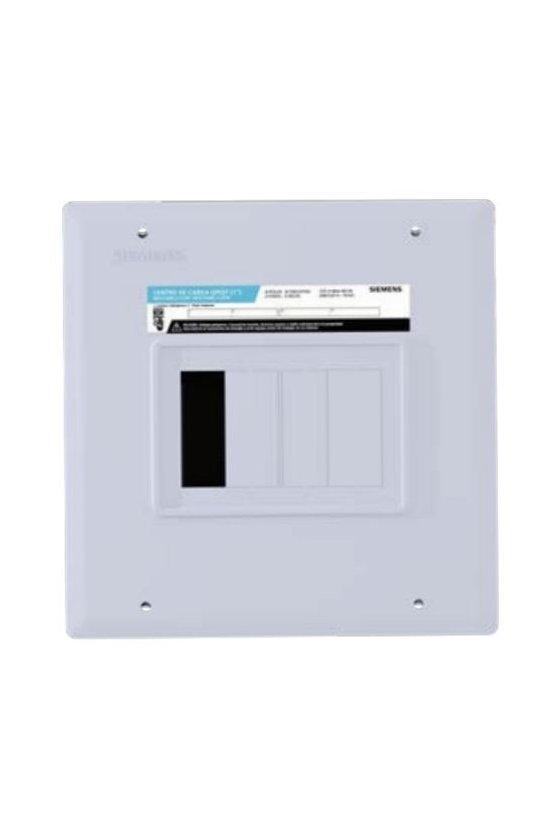 T04ML2125FW Centro de carga QP/QT 4 polos hasta 8 circuitos