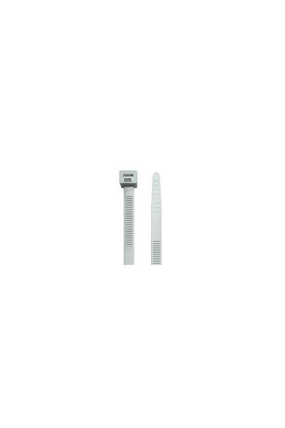 7940006068 Abrazaderas de cables de plástico natural CB 300/7.8 NATUR