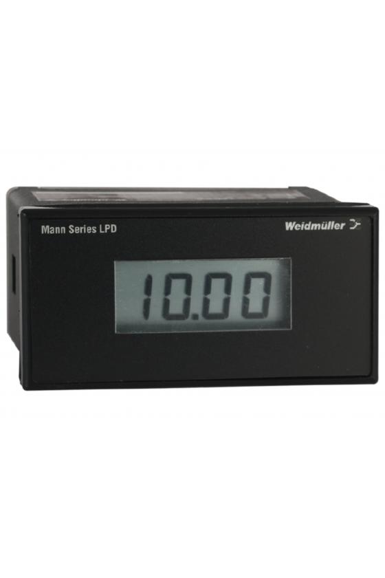 7940010163 Displays Corriente CC Alimentación por bucle de corriente de entrada LPD350 4-20mA/0-100.0