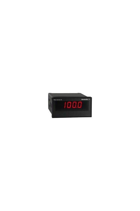 7940010185 Displays Corriente CC Fuente de alimentación externa DI350 4-20mA/0-100.0