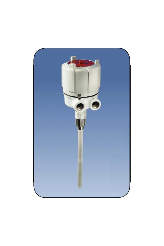 730-0250 Sonda de capacitancia compacta con protección de acumulación
