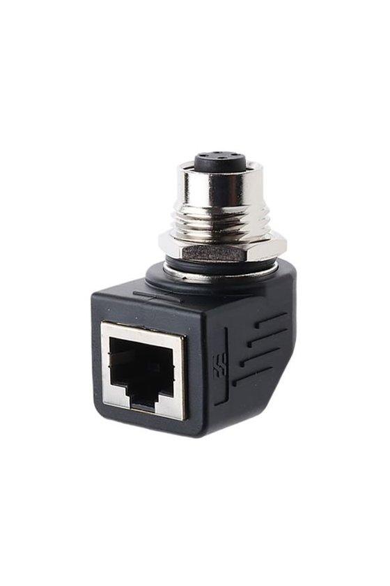 8901630000 M12 Codificación D Adaptador/acoplamiento IE-M12-ADAP A