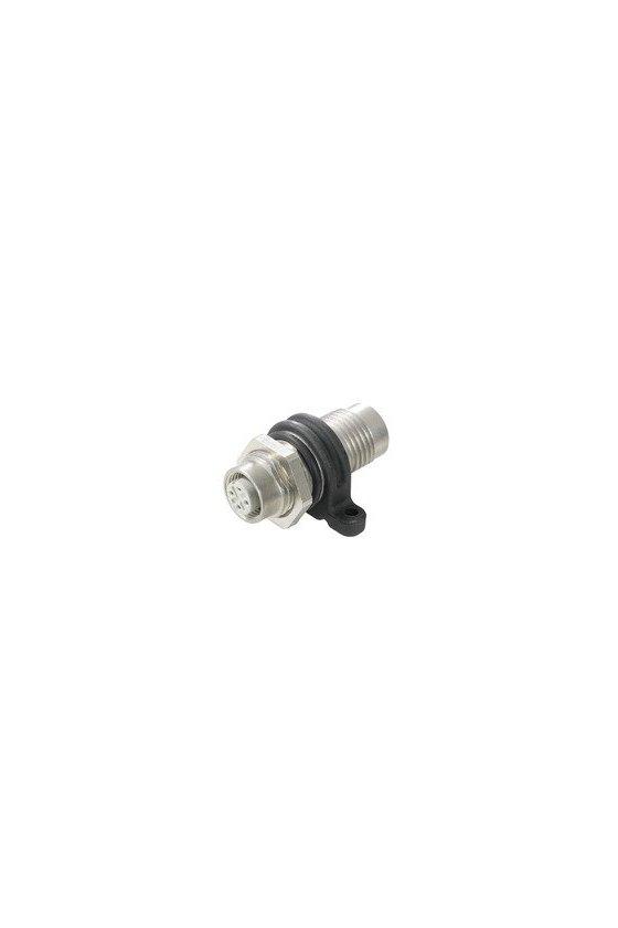 8901640000 M12 Codificación D Adaptador/acoplamiento IE-M12-COUP