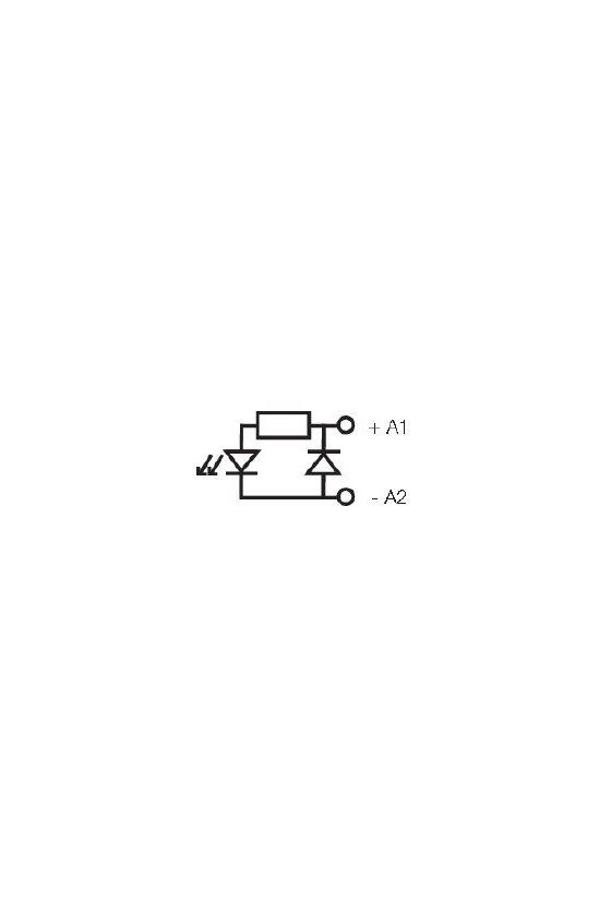 8869590000 Acopladores por relés industriales componentes sueltos Módulos de LED y protección RIM-I 2 6/24VDC