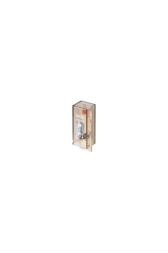 8869600000 Acopladores por relés industriales componentes sueltos Módulos de LED y protección RIM-I 2 6/24VDC GN
