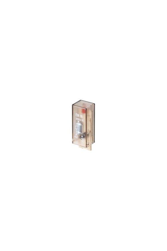 8869620000 Acopladores por relés industriales componentes sueltos Módulos de LED y protección RIM-I 3 24/60VUC GN