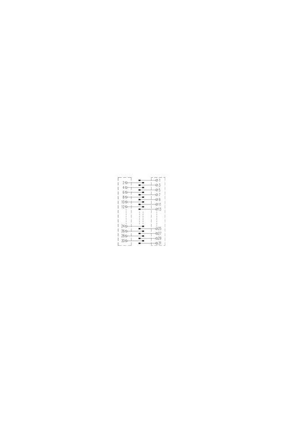 8174800000 Interfaces Portacartas SKH2 100x160mm SKH2 31 LP